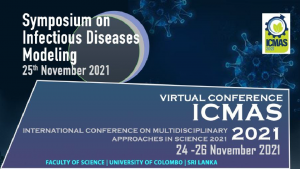 Symposium on Infectious Diseases Modeling